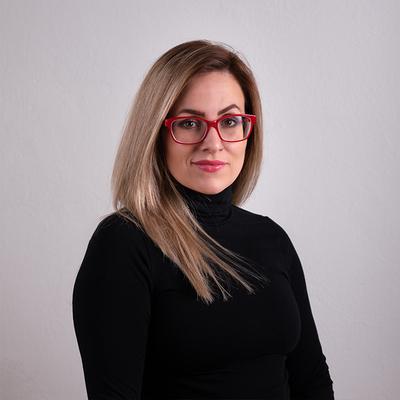 Marie Kopřivová, DiS.